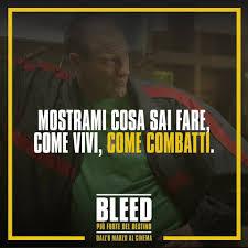 Bleed – Più forte del destino, non è... - BLEED - Più forte del ...