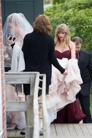 Taylor Swift Was a Bridesmaid at Her Friend Abigail Anderson's ...