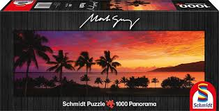 SCHMIDT SCH59384 Autumn Magic Jigsaw Puzzle