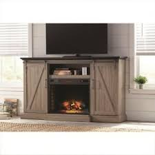 tv stand electric fireplace