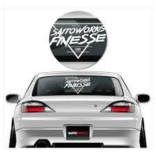 Xl Rear Window Stickers Saitoworks