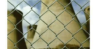 Corrie Galvanised Chainlink Fencing