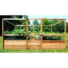 bed 6 enclosed raised garden bed kit