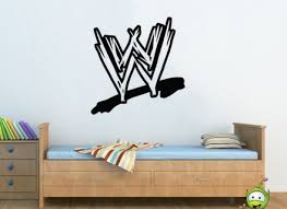 Wwe Wrestling Wall Decals Tags Wwe Wall Decals D Wall Art Independence