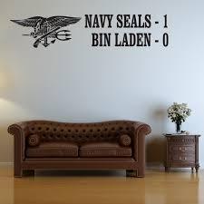 Navy Seal Scoreboard Decal