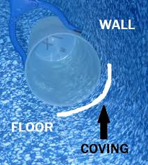 pool liner coving