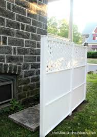 How To Hide Your Trash Can 30 Minute Project Christina Maria Blog Trash Can Storage Outdoor Outdoor Trash Cans Hide Trash Cans
