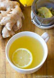 lemon ginger detox tea recipe a y