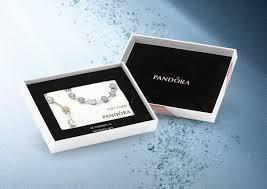pandora gift card the art of pandora