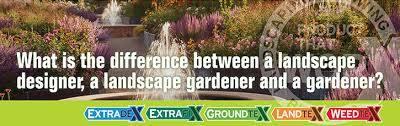 difference between a landscape designer
