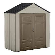 junior 3 ft 5 in x 7 ft storage shed