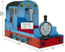 thomas the tank engine kids toddler bed