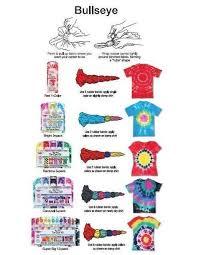 diy tie dye shirts food coloring