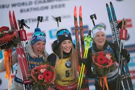 Biathlon | Antholz : Dorothea Wierer, impératrice d'Antholz ...