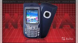 Раритет Nokia 6670 купить в Кабардино ...