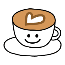 COFFEE & TEA CUPS – LINE stickers | LINE STORE