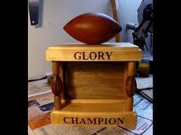 fantasy football trophy build you