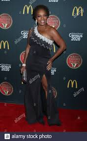 LOS ANGELES - DEC 4: Vanessa Bell Calloway at the 2019 Bounce Trumpet  Awards at Dolby Theater on December 4, 2019 in Los Angeles, CA Stock Photo  - Alamy