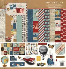 Here & There Collection Pack - Traci Smith - PhotoPlay