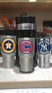 Chicago Cubs Tumbler Decals Fits 30oz 20oz Tumblers Buy 2 Get 1 Free Gamedaydecals