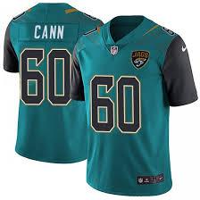 Limited Youth A.J. Cann Jacksonville Jaguars Nike Vapor Untouchable Team  Color Jersey - Teal