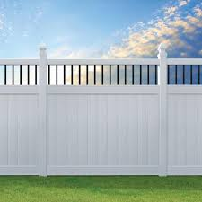 Woodbridge Closed Picket Fencing System By Veranda Click Or Tap Image To Zoom In In 2020 Fence Styles Vinyl Fence Panels Wood Bridge