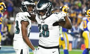 Eagles RB Wendell Smallwood back in the mix as playoffs loom