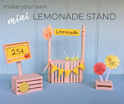 mini lemonade stand swordfights and