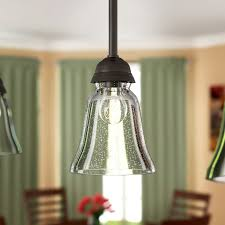 glass bell pendant shade reviews