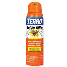 Terro 16 Oz Spider Killer Aerosol Spray T2302 6 The Home Depot
