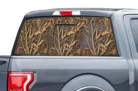 Ford Raptor Svt Rear Window Decals Racerx Customs Truck Graphics Grilles And Accessories