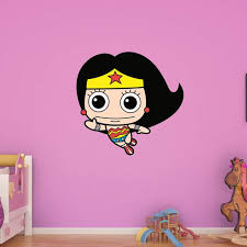 Fathead Wonder Woman Kids Wall Decal Walmart Com Walmart Com