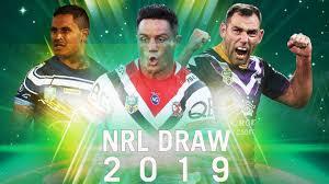 NRL Draw: 2019 fixtures, Schedule ...
