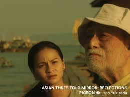 asian three fold mirror reflections