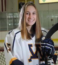 Mahtomedi - 2016-2017 Regular Season - Roster - #15 - Abby Hansen - F