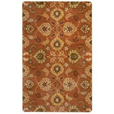 ft x 14 ft medallion wool area rug