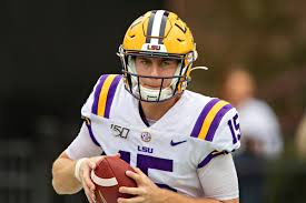 LSU mailbag: What are reasonable expectations for Myles Brennan this  season? – The Athletic