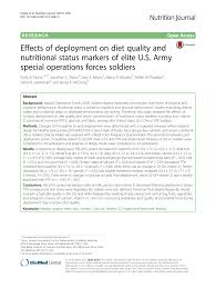effects of deployment on t quality