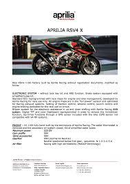 rsv4 x tech info pdf 267 kb