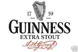 Guinness Extra Stout Vinyl Sticker Decal 18 034