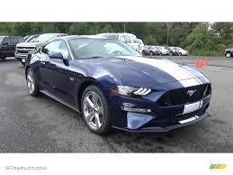 2019 kona blue ford mustang gt premium