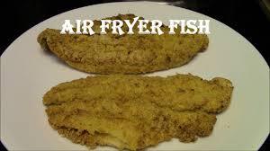 Air Fryer Catfish (Power Air Fryer XL ...