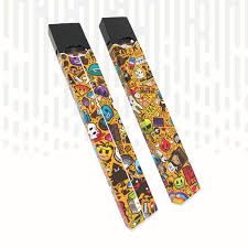 Juul Vape Skin Psychedelic By Jthree Concepts Decalgirl