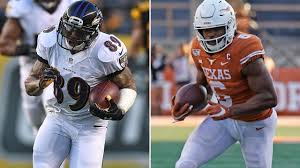 Devin Duvernay Draws Comparisons to Steve Smith, Other Past 'Tough ...