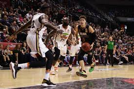 Aaron Brooks leads Hawks to first win, LaMelo Ball adds nine points