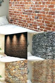 how to paint a brick wall painting an