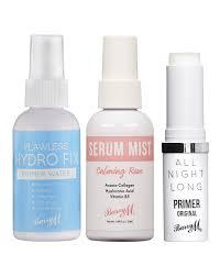 barry m skin saviour set home essentials