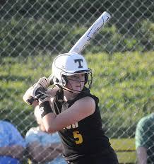 TMS Softball Teams Fall In Bethany | Trenton Republican-Times