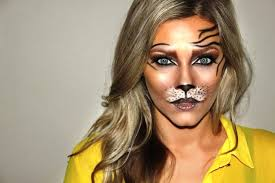20 flawssy halloween tiger makeup to