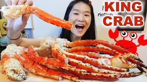 Seafood Mukbang Eating Show w ...
